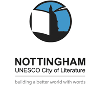 Nottingham UNESCO City of Literature logo