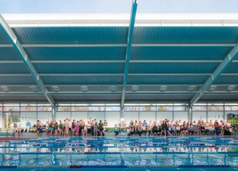 Swimming Pool The University Of Nottingham