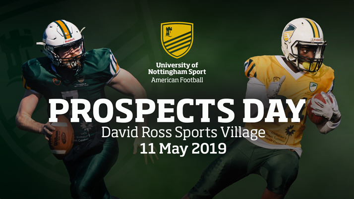 University Of Nottingham American Football Prospect Day