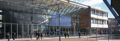 Exchange Building, Jubilee Campus