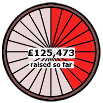 £125,473 raised so far
