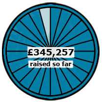 £345,247.05 raised so far