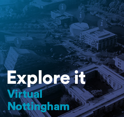 Explore it - Virtual Nottingham