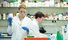 Which undergraduate course would be more relevant to a medical degree: Biochemistry or Genetics?