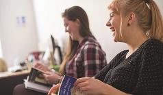 English Language and Literature BA - The University of Nottingham