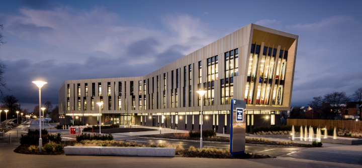 How to Find Us - The University of Nottingham