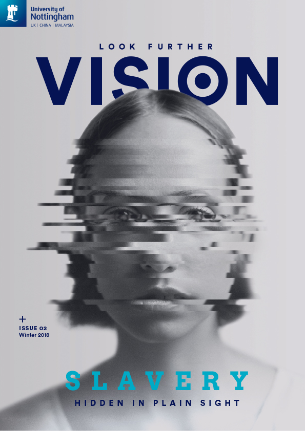 Front cover of Vision - issue 2