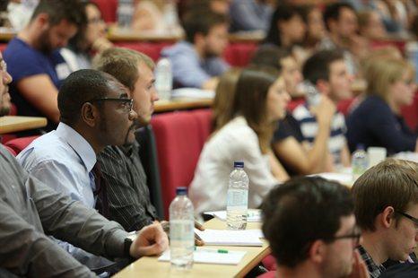Tom Ellis Lecture theatre 4