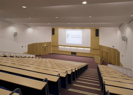 University Of Nottingham George Green Library Book A Room