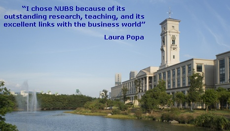 Ningbo China campus - Laura Popa