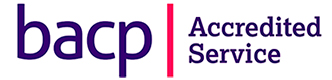 BACP Accredited Service logo