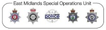 East Midlands Special Operations Unit logo