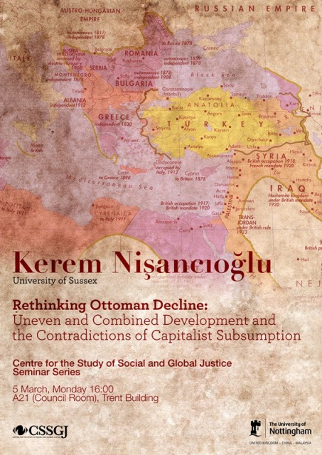 the collapse of the ottoman empire essay