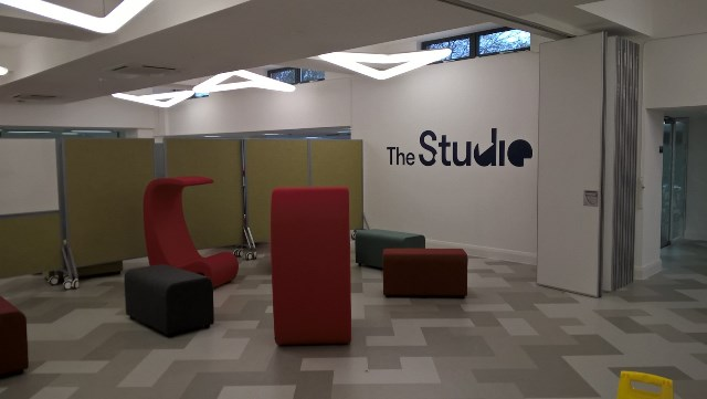 The Studio - Internal
