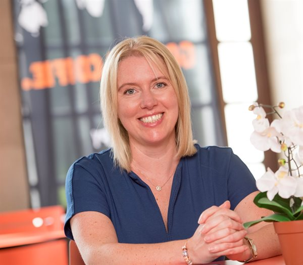 Helen Pennack, Chief Marketing and Communications Officer