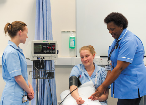 i have a bsc how to become a nurse