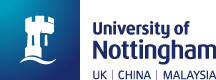 The University of Nottingham homepage