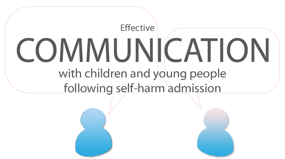 how to communicate with a foster child