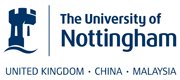 The University of Nottingham's website