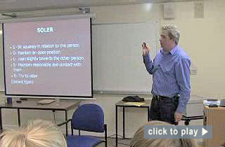 """Teaching at Nottingham video: """"Bringing research into the classroom."""" 2 minutes : 14 seconds"""