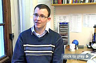 "Teaching at Nottingham video: ""Preparing for using a student response system in your lecture."" 3 minutes : 18 seconds"