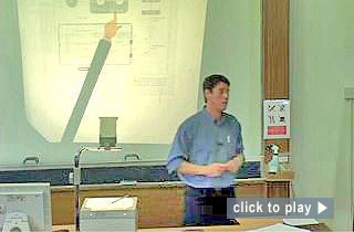 "Teaching at Nottingham video: ""Structure, pace and activities in lectures."" 6 minutes : 54 seconds"