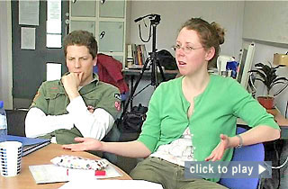 "Teaching at Nottingham video: ""Using problem-based learning to develop critical thinking skills."" 2 minutes : 11 seconds"