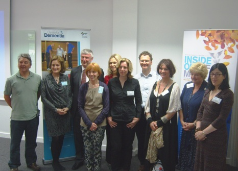 Centre for Dementia launch