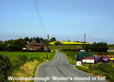 woodnesborough