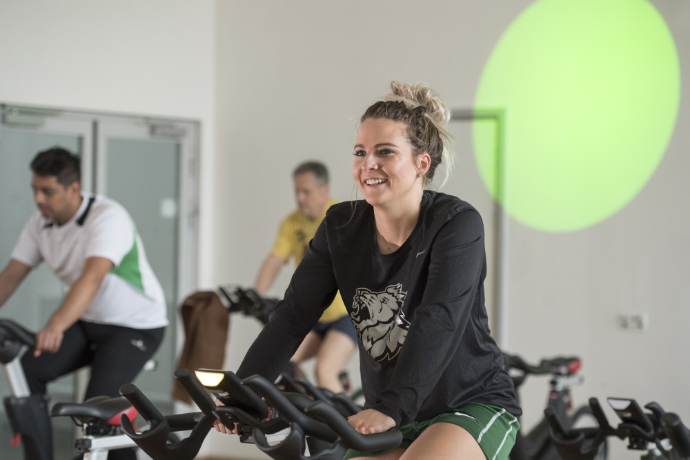 DRSV spin class