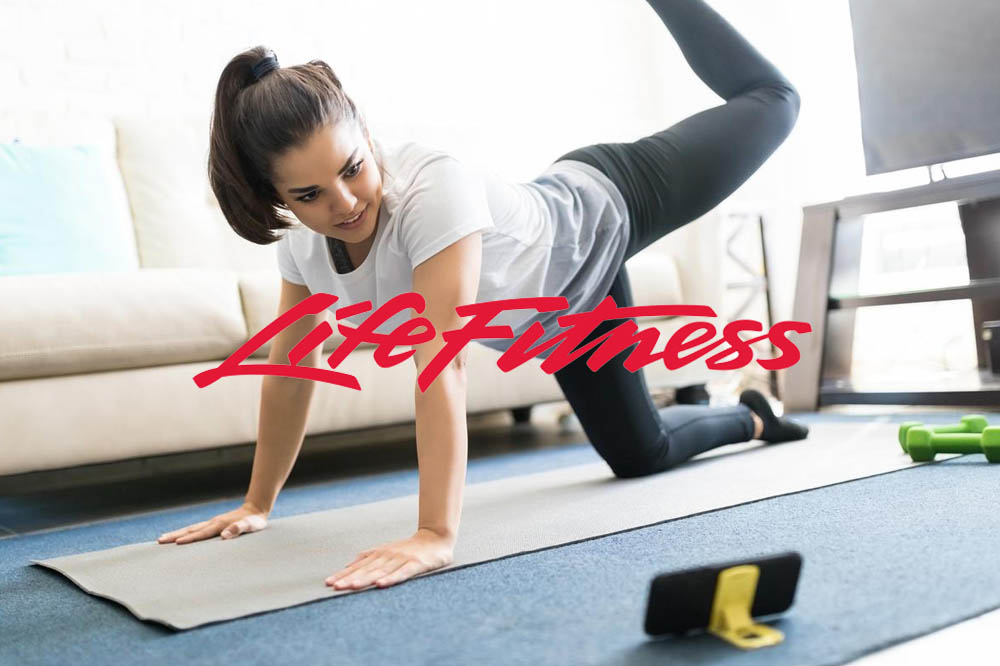 Life Fitness home-workouts