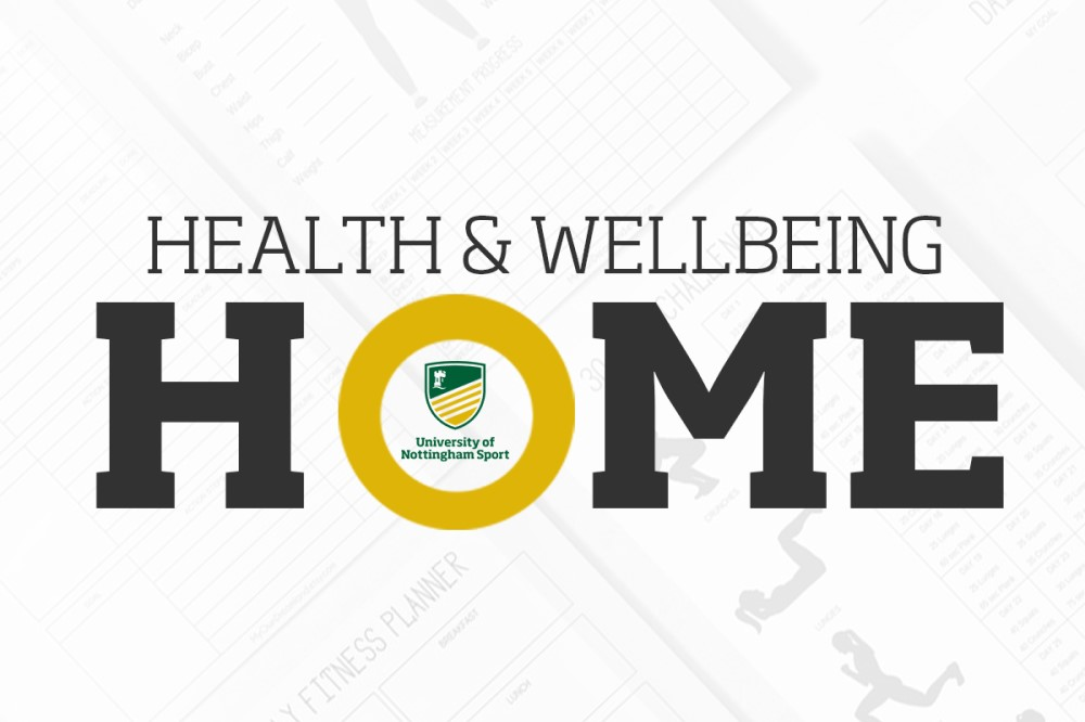 Health and Wellbeing Home