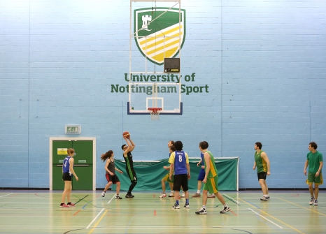 Intramural Sports Leagues The University Of Nottingham