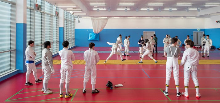 Performance Fencing The University Of Nottingham