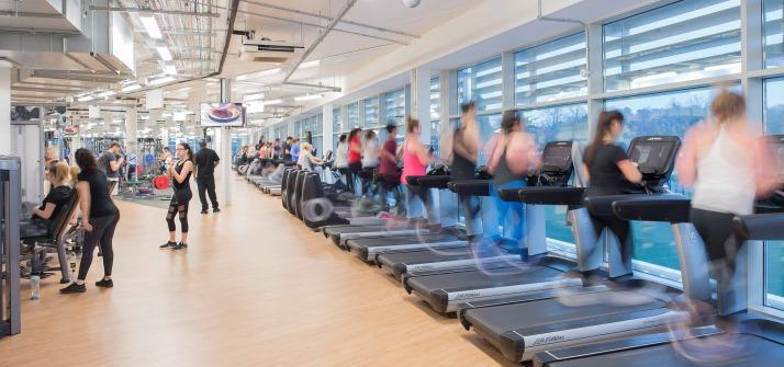 Gym The University Of Nottingham