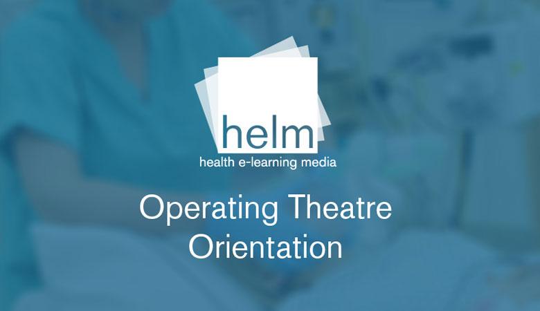 Operating Theatre Orientation