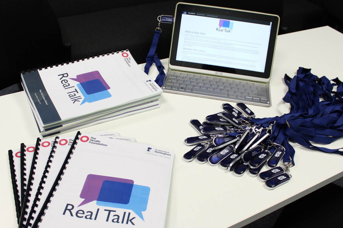 Facilitators guides, encrypted USB drives and digital resource