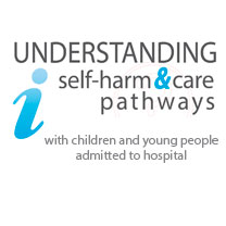 Understanding self-harm and care pathways for children and young people admitted to hospital