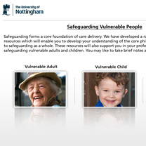 RLO Safeguarding Vunerable People