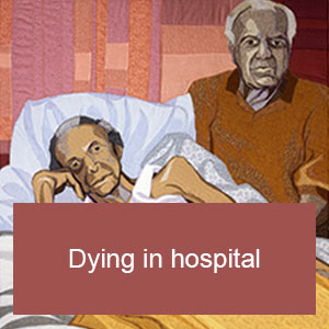 RLO Dying in Hospital