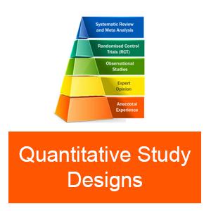 Quantitive Study Designs