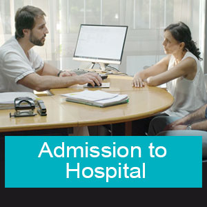 Admission to Hospital